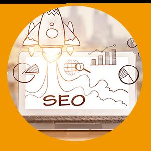 Páginas web optimizadas para buscadores.